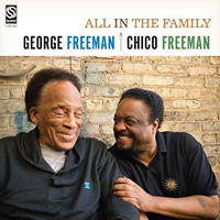 George & Chico Freeman All in the Family