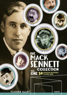 The Mack Sennett Collection Vol One Box Set
