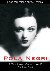 Pola Negri Iconic Collection The Early Years