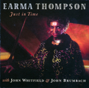 "Earma Thompson ""Just in Time"""