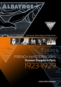 French Masterworks Russian Emigres In Paris Box Set