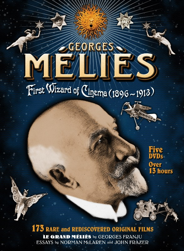 Georges Melies First Wizard of Cinema Box Set