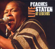 Peach Staten Live At Legends