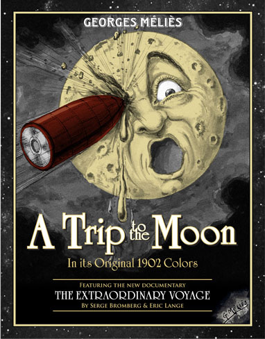 Georges Melies A Trip to the Moon Limited Edition